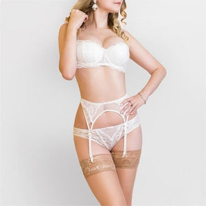 Lucky Lucy suspender set