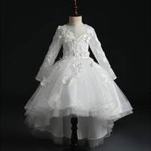 Load image into Gallery viewer, Flower Girl Beaded Dress