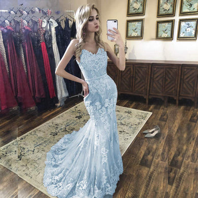 lace mermaid dress