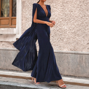 Wide Leg Jumpsuits