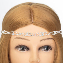 Crystal Chain Headband