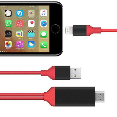 TVConnect™ HDMI Adapter for iPhone/iPad