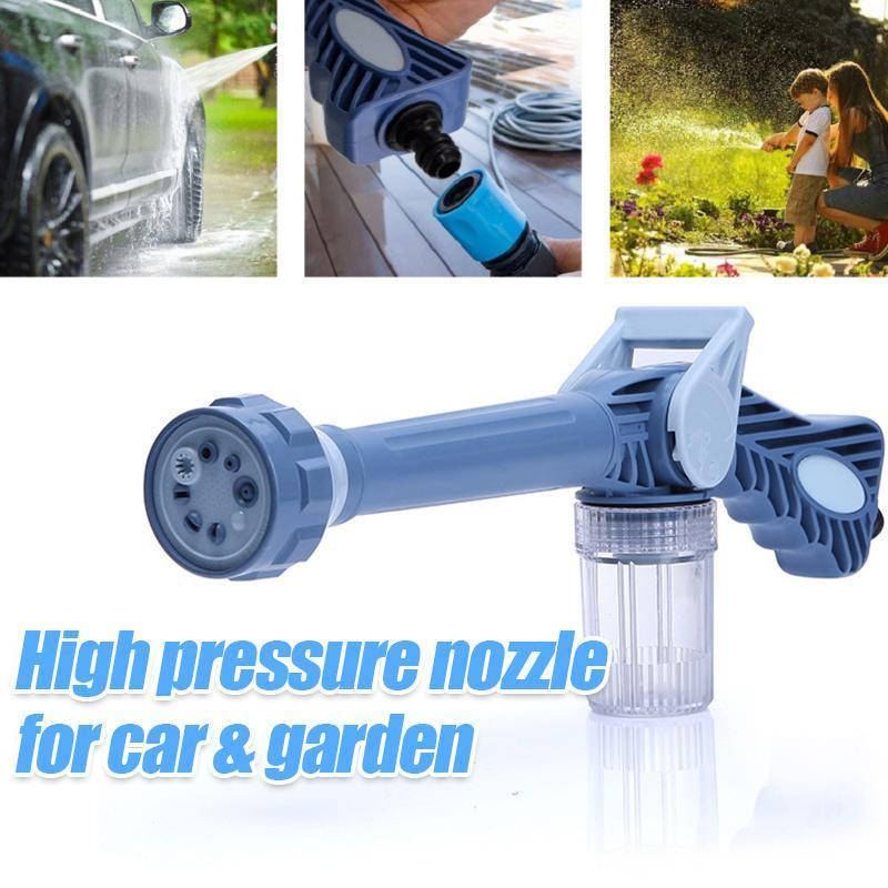 Eight In One Multifunctional Sprinkler Car Washing Gun