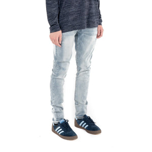 Distressed Skinny - Kuwalla - Wall Street Clothing