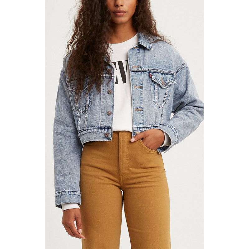 Crop Dad Trucker - Levi's - Wall Street Clothing