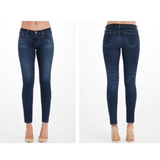 Harper Straight - AG Jeans - Wall Street Clothing