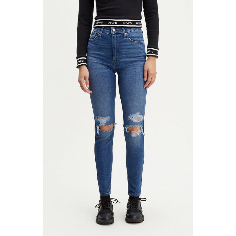 Mile High Super Skinny - Levi's - Wall Street Clothing
