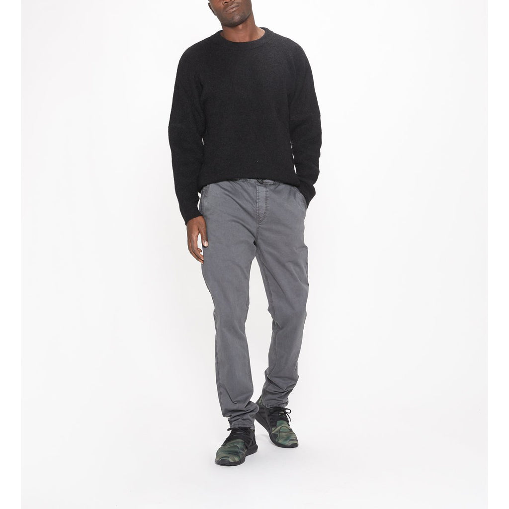 Fowler Woven Pant- Silver Jeans - Wall Street Clothing
