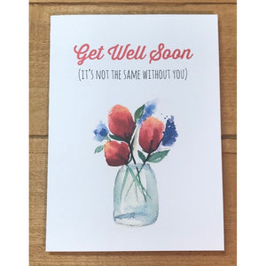 Get Well Soon - Paper Queen - Wall Street Clothing