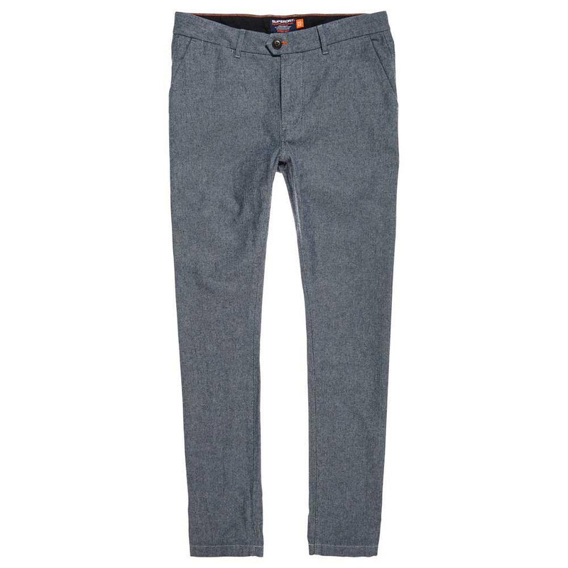 International Merchant Chino Trouser - Superdry - Wall Street Clothing