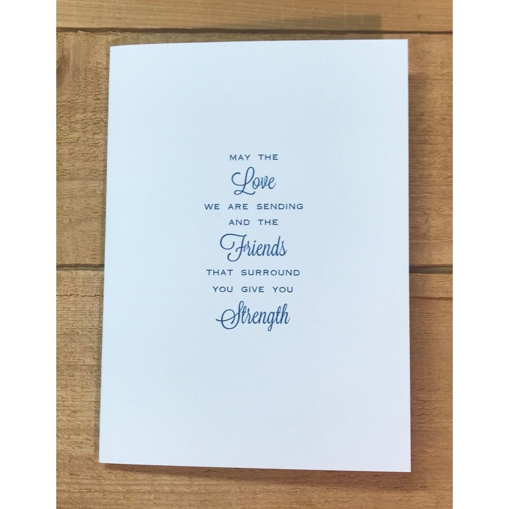 Love Friends Strength - Paper Queen - Wall Street Clothing