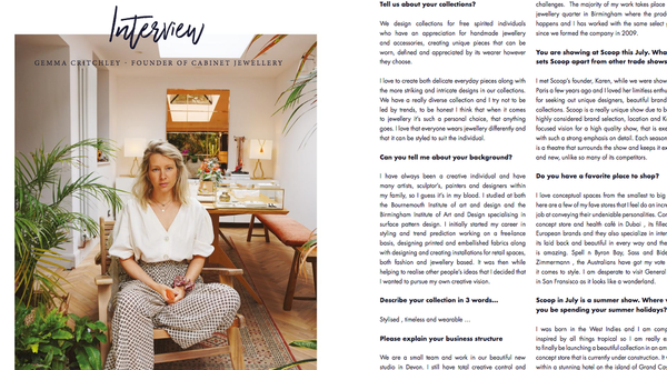 Scoop Loves Liberty London Feature