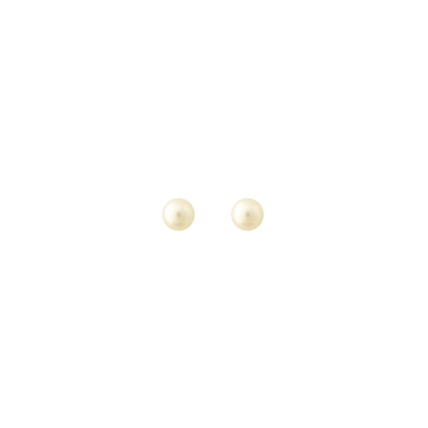 IVORY FRESHWATER PEARLS
