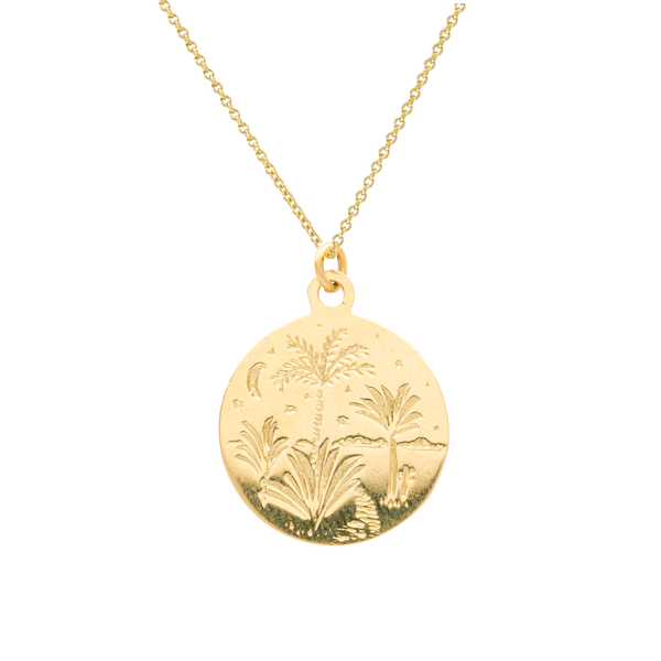Royal Palm Pendant