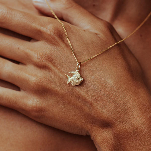 ANGLE-FISH-CHARM-NECKLACE-CABINET-JEWELLERY