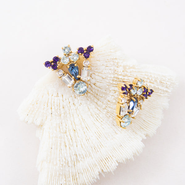 GRAND PARADISIA EARRINGS SAMPLE SALE