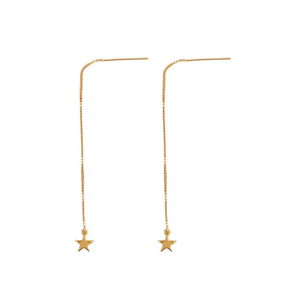 Falling Stars Drop Earrings