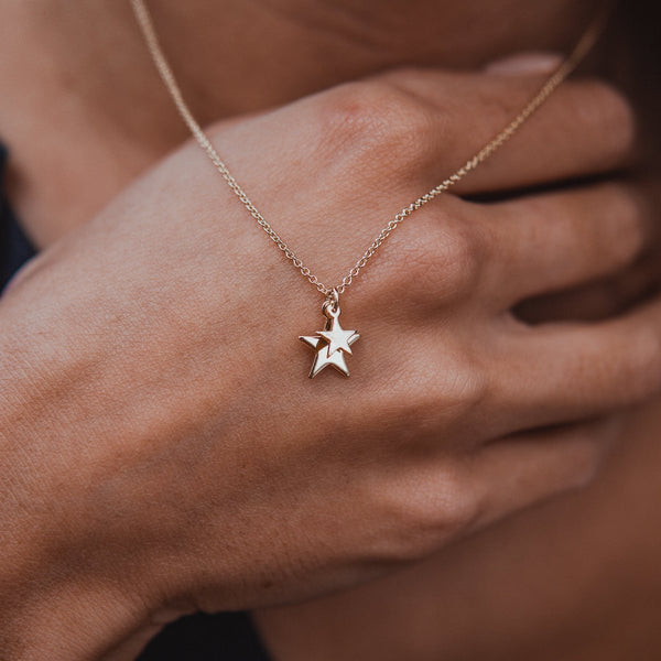 GOLD-FALLING-STARS-PENDANT-CABINET-JEWELLERY