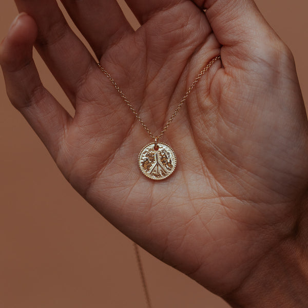 PEACE OF MIND PENDANT