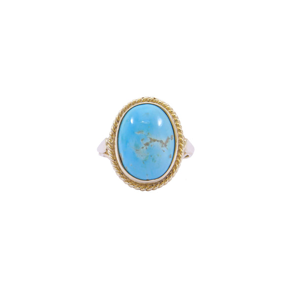 Blue Lagoon Ring