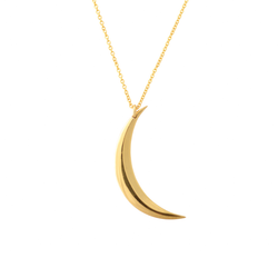 Ascension Moon Necklace