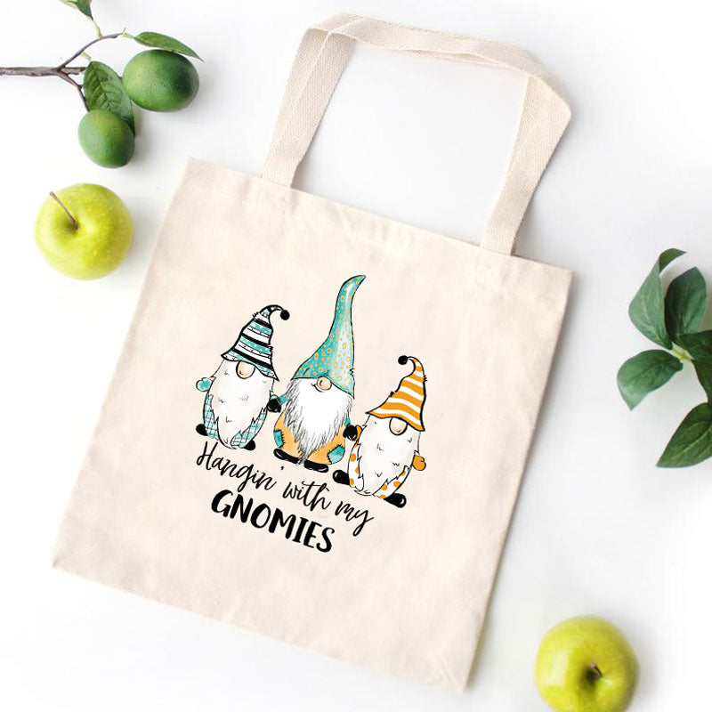 Gonmies Christmas Canvas Bag