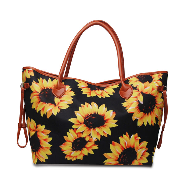 Tote Sunflower Shoulder Bag