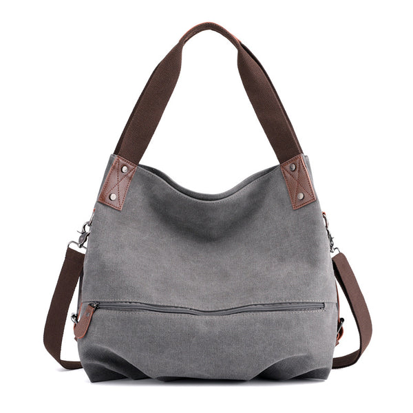 Retro Canvas Handbag Shoulder Bag