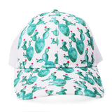 Mesh Criss-Cross Hollow Out Baseball Cap
