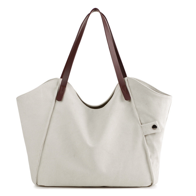 Retro Canvas Tote Handbag Shoulder Bag