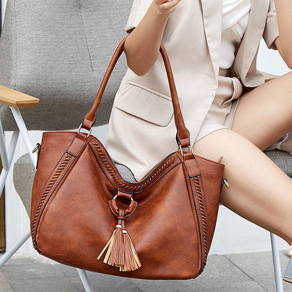 Retro Pendant Tote Handbag Shoulder Bag
