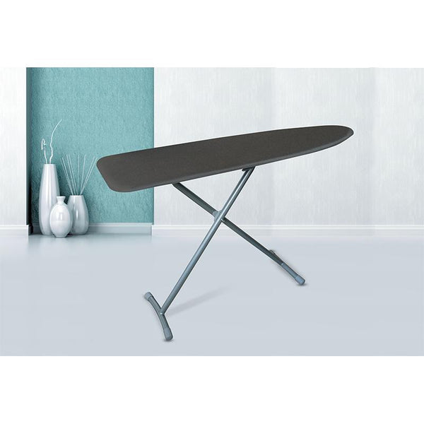 [US Warehouse]Black Plastic Mesh Panel Vertical Ironing Board