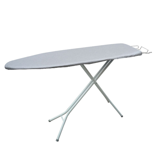 [US Warehouse]White Four Corner Mesh Panel Vertical Ironing Board