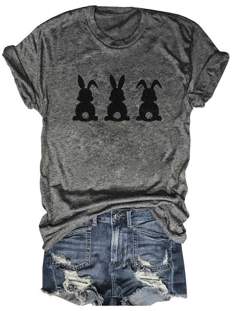 Three Bunnies Easter Special T-Shirt