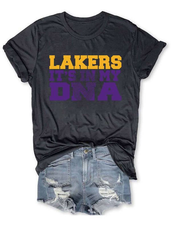 Lakers It's In My DNA Tee