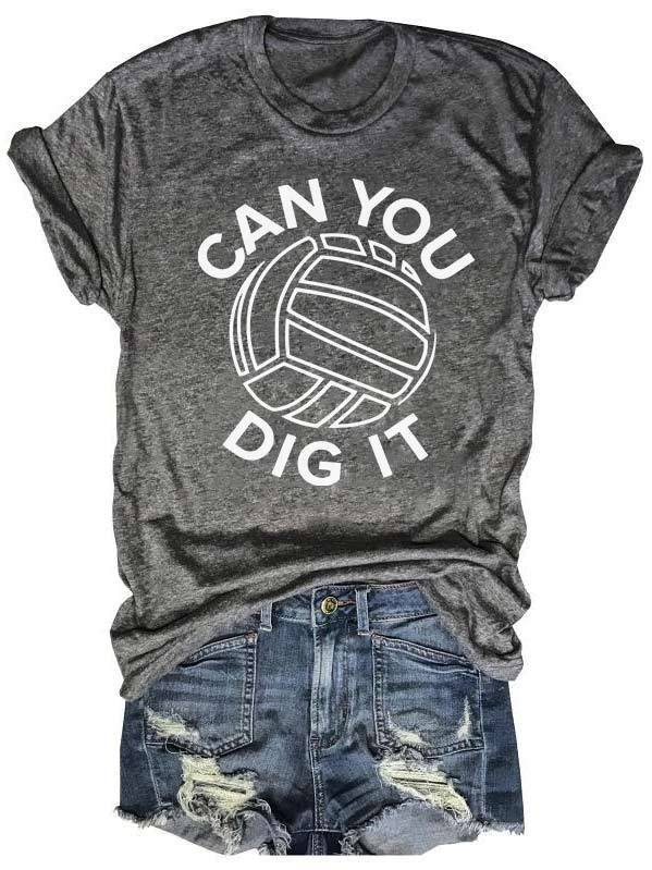 Can You Dig It Tee
