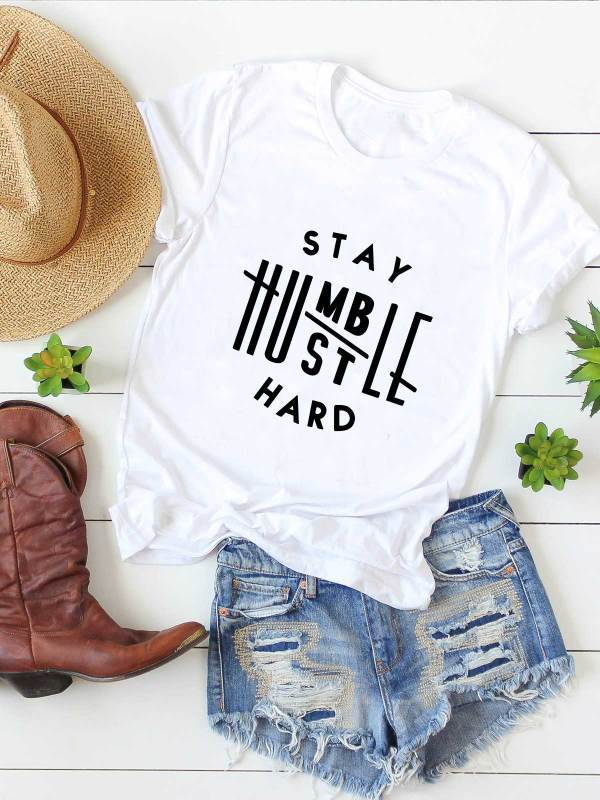 Stay Humble Hustle Hard T-Shirt