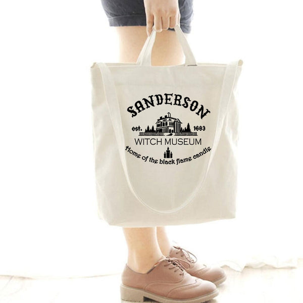 [Special Offer] Sanderson Witch Museum Canvas Bag