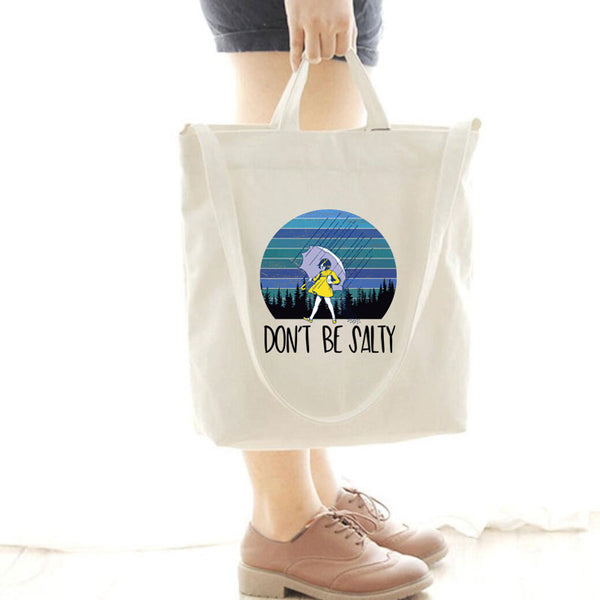 [Special Offer] Don't Be Salty Canvas Bag