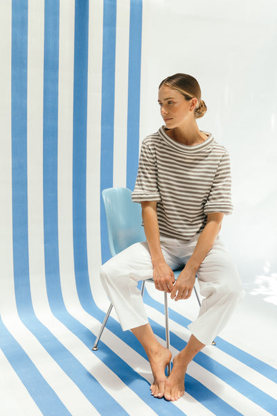 The Stripe Top