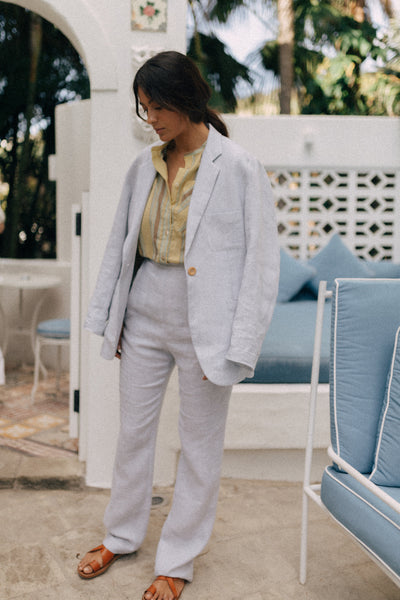 The Relaxed Blazer