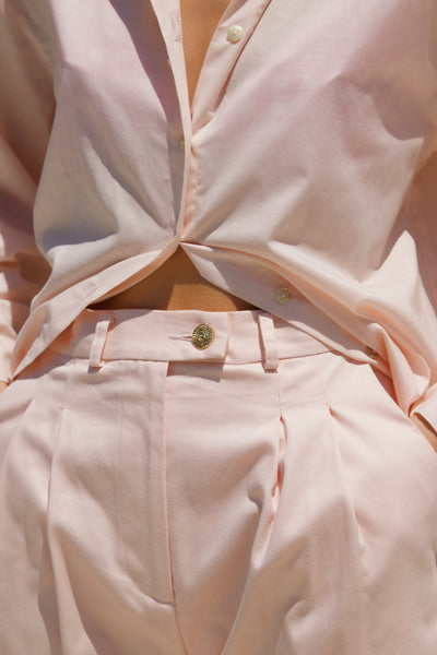The Trouser - Soft Pink