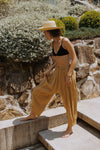 The Afternoon Pant  -  Ochre