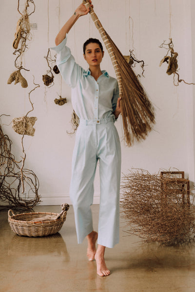 The Trouser - Pale Blue