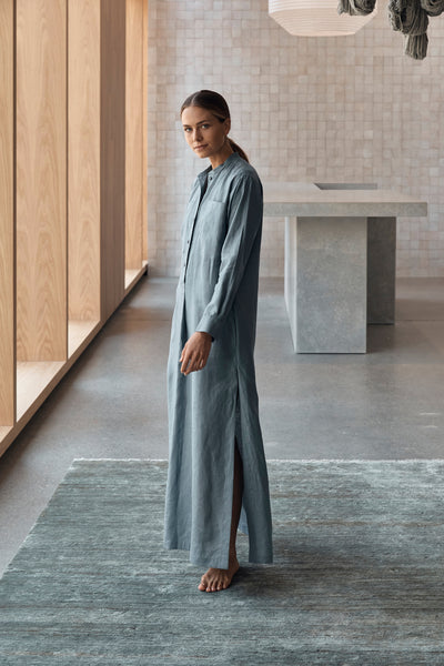 The Long Shirt Dress