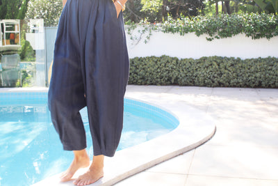The Afternoon Pant - Navy