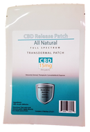 CBD Release Patch 2 pack