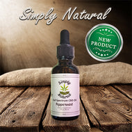 Simply Natural CBD Oil