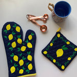 Oven Mit Set | Lemoncello