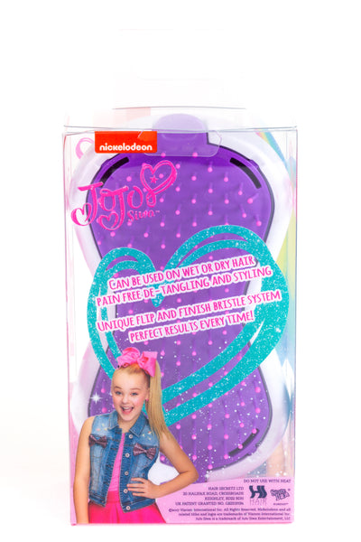 JoJo Siwa Hairbrush - Hearts & Bows